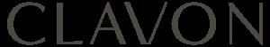 Clavon logo dark grey large
